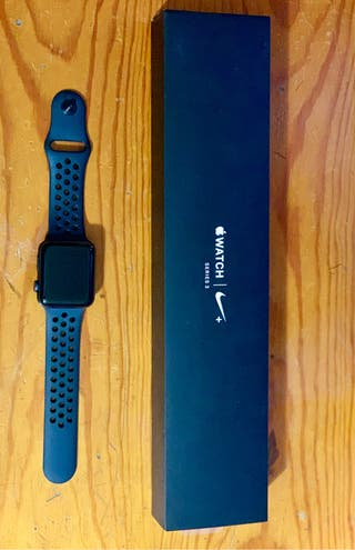 Apple Watch Nike+ serie 3 42mm