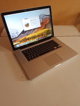 "Macbook Pro 15"" i7 2,2GHz 8GB RAM"