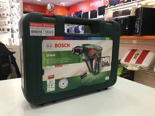 Martillo perforador a batería Bosch Uneo *Nuevo