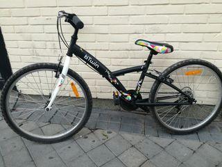 Bicicleta niños hasta 12 años