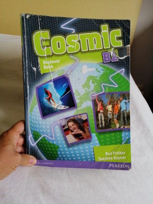 Libro Cosmic B2 Student's Book