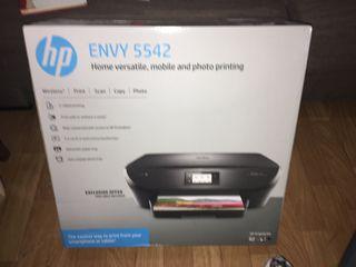 IMPRESORA HP ENVY 5542 nueva
