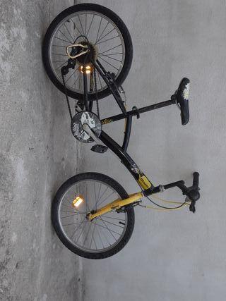 Bicicleta B'twin niño