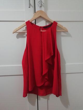 Blusa Zara Talla S-M