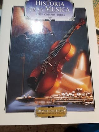 libro historia de la musica