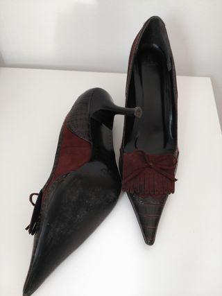 Zapatos de vestir Zara