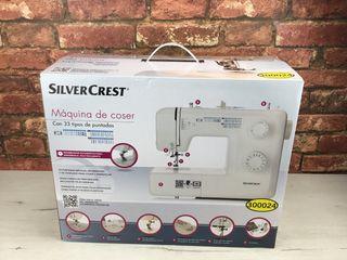 Máquina de coser Silvercrest SNM 33 B2 300024