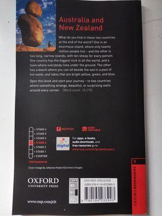 Libro de inglés : Australia and New Zealand