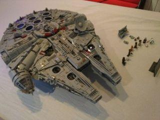 Halcón Milenario Lego 75192. Star Wars
