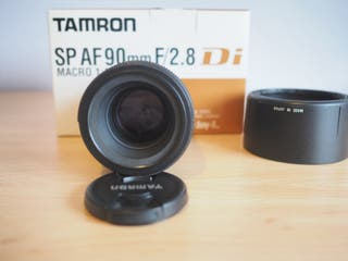 Objetivo Tamron 90mm F2.8 Sony