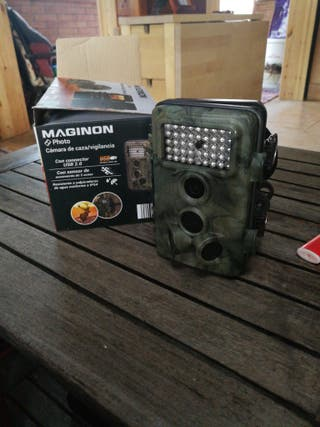 cámara de caza vigilancia