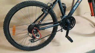 bicicleta de montaña rockrider 5.2 junior.