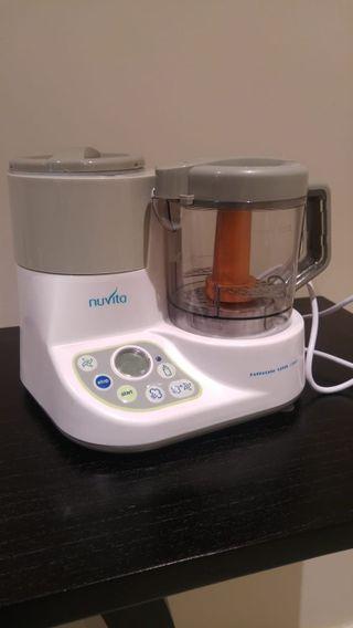 Mini robot de cocina Nuvita Pappasana