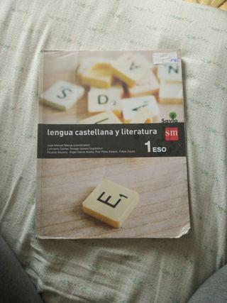 Lengua castellana y literatura 1ESO