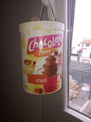 chocolatera fun
