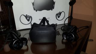 Realidad Virtual Oculus Rift CV1