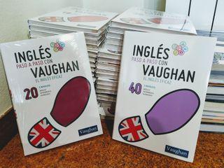 Curso Inglés con Vaughan - Con precinto