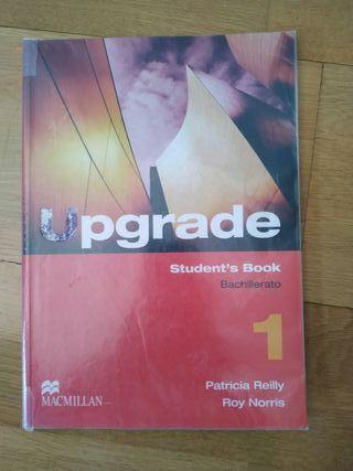 Libros de inglés Upgrade bachillerato
