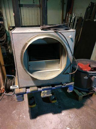 Caja ventilacion extraccion