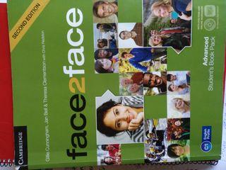 Face to Face. Libro y CD de inglés C1