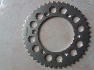 corona rueda nueva ktm 45