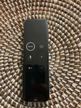 Mando Apple Tv 4 Siri remote nuevo