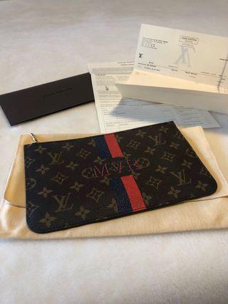 Neceser personalizado - Louis Vuitton