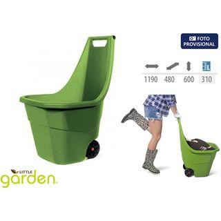 Carro para jardín