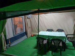 Mobil Home camping caravana
