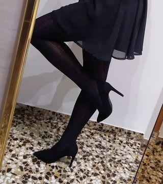 Zapatos de tacón, talla 38