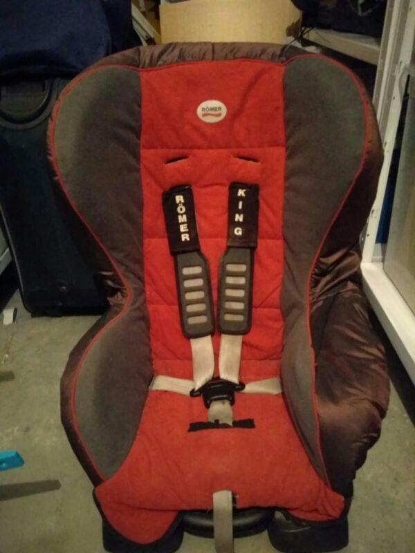 silla RÖMER de niño para coche