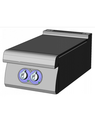 Solid top eléctrico placa solida / dimensiones 400