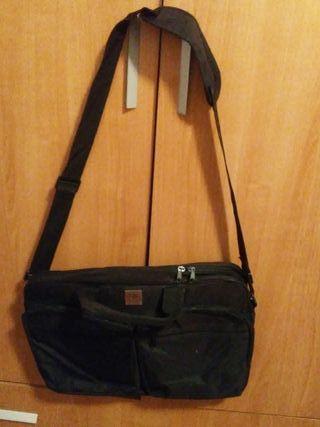 Bolso maletin negro