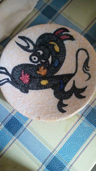 Juego de ceramica