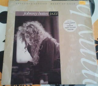 Disco de vinilo Johnny Hates JazzHeart of gold