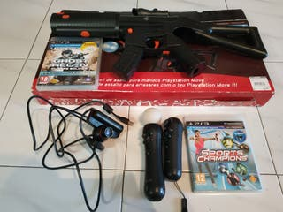 Pack PlayStation Move