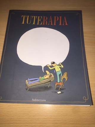 Libro Tuterapia comics