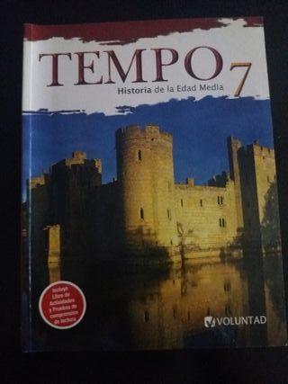 Libro Historia de la Edad Media