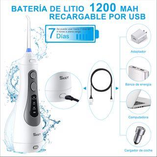 Irrigador Dental Portátil Profesional NUEVO
