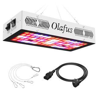 Luz Plantas, 80 LED, 3 modos Iluminación NUEVO