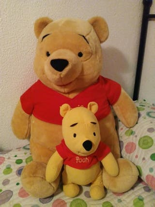 Peluches Winnie poo