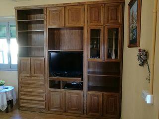 moble de menjador, fusta roure, estil clàssic