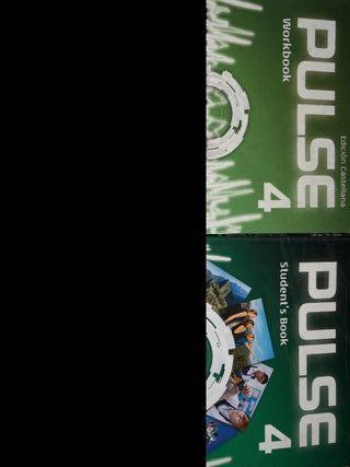 libro de inglés pulse 4.