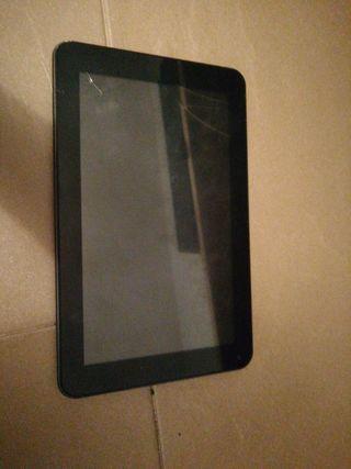 Tablet Unusual para piezas o reparar