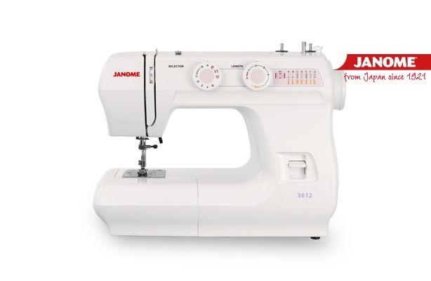 máquina coser Janome Green 12