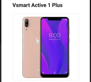 movil Vsmart active 1 plus