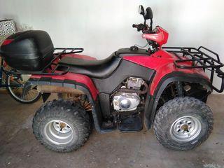 Vendo quad ATV de 200