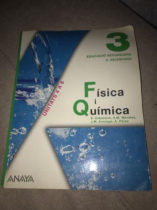 Libro de física i química