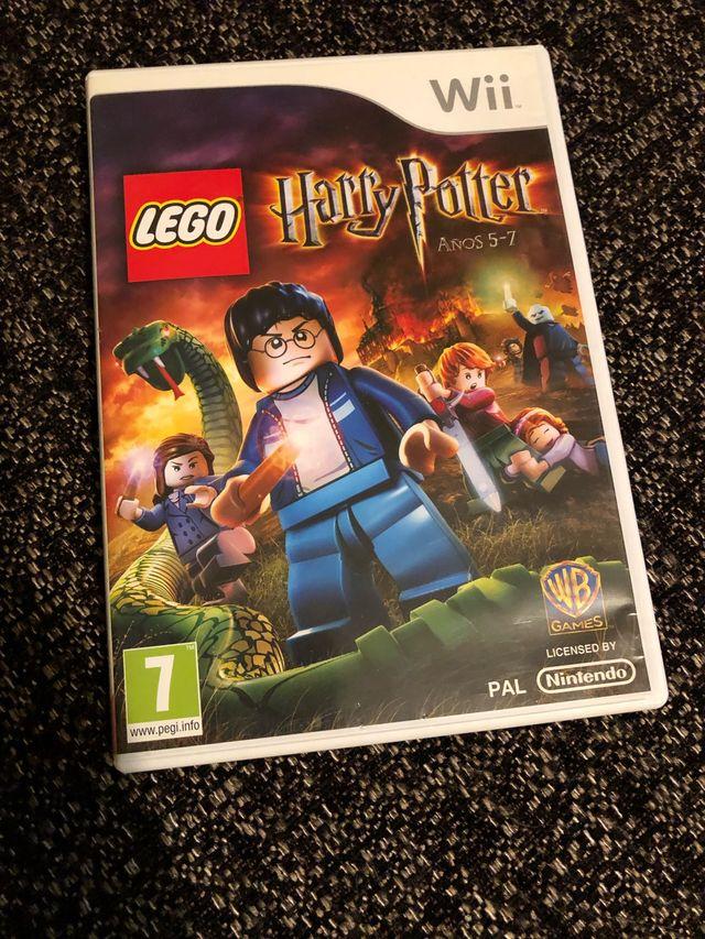 Lego Harry Potter (5-7 años)