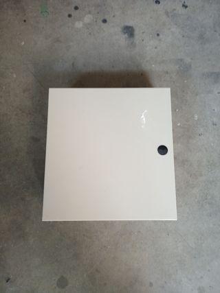Armario metálico registro eléctrico